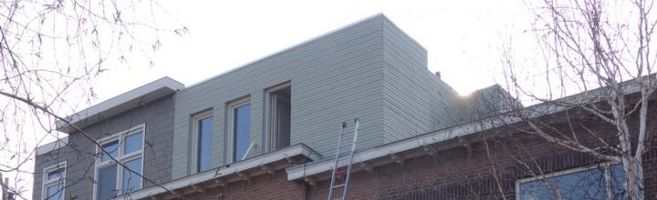Dakopbouw Frans van Mierisstraat klaar!